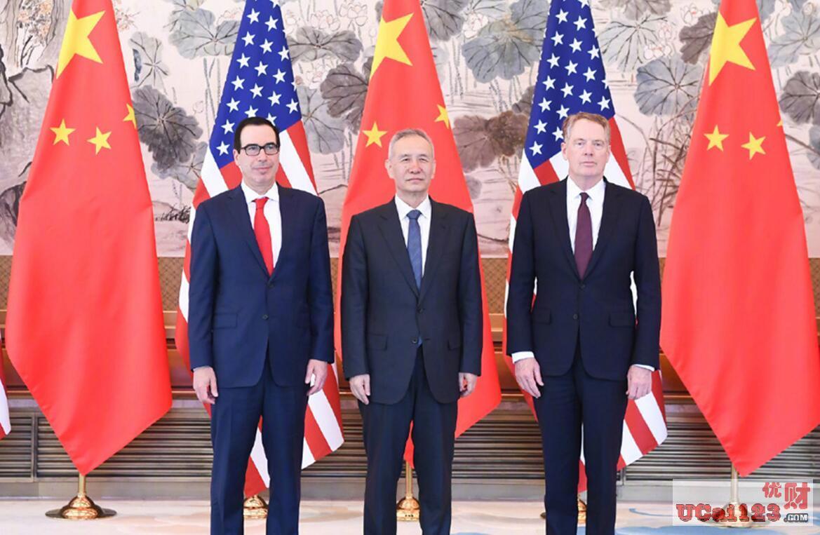 中美貿易戰沒有加碼,一個月內舉行兩場會議,第十輪中美經貿高級別磋商在京舉行