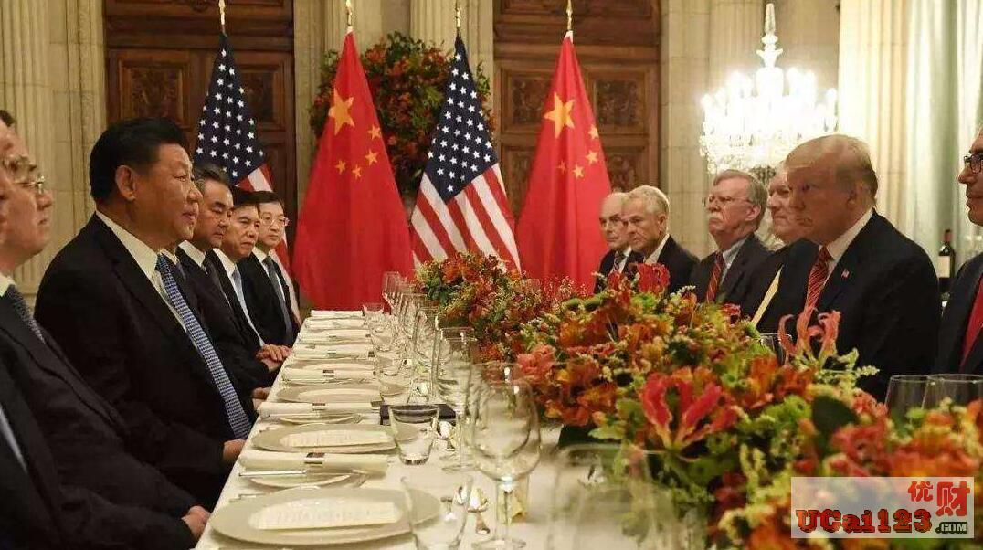 """中美贸易战打到现在,美国会否逼中国签订类似""""广场协议""""的东西吗?"""