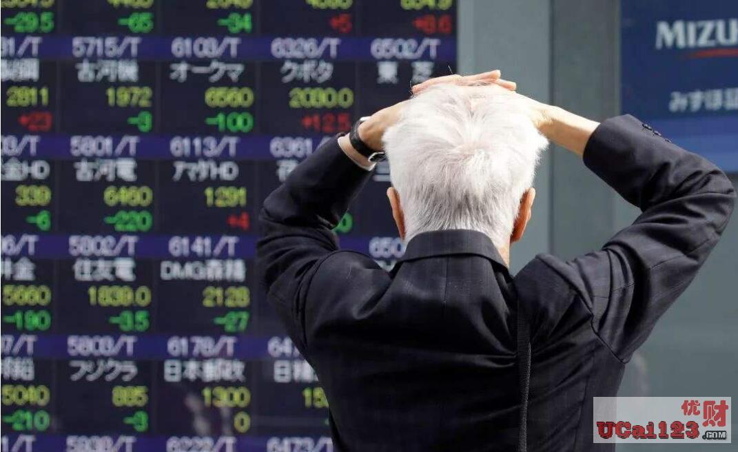 跌0.74%,美股从预期的50基点降息到市场经济的恐慌,美国股市如何走?