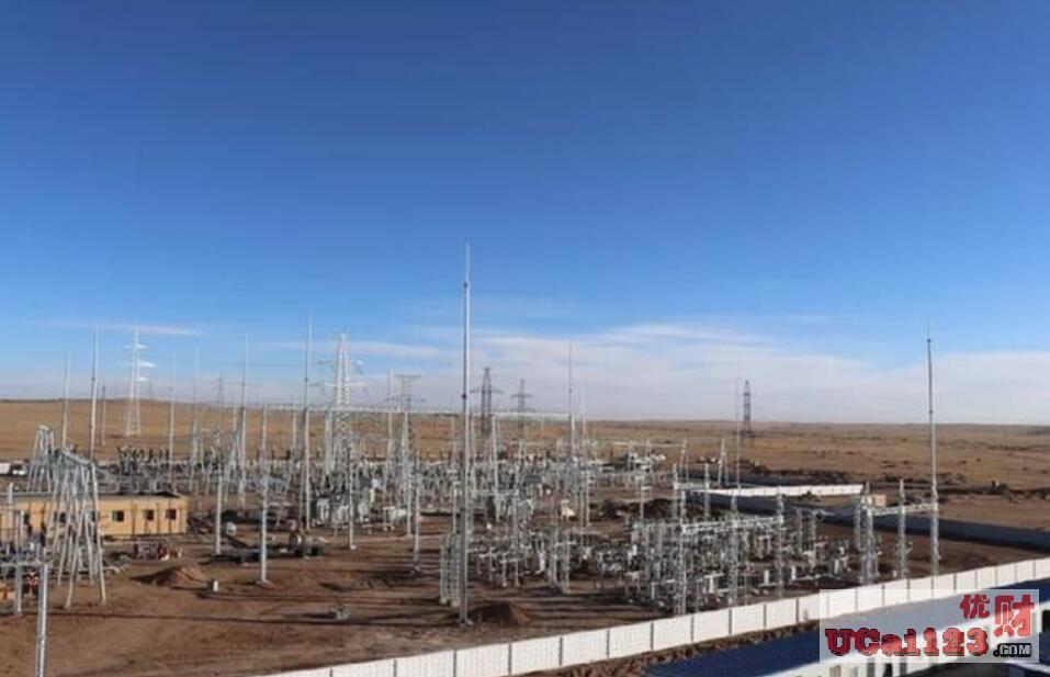 4個變電站+249公里的輸變電線路,中國與蒙古的烏蘭巴托至曼德勒戈壁輸電項目竣工
