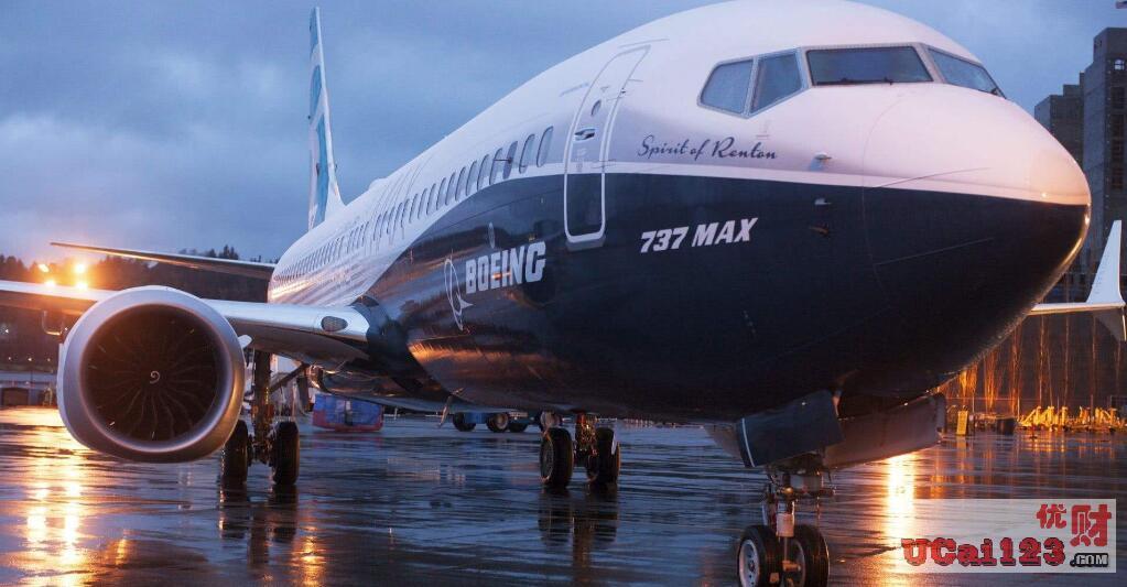 """損失92億美元,美國波音737MAX飛機停飛的一年中""""損失慘重"""",年度獎金未確認"""
