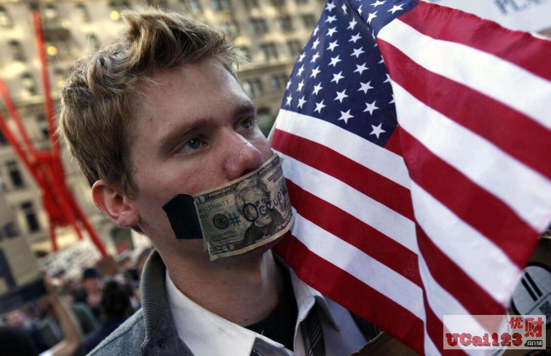 美国乱局持续蔓延,纽约标准普尔500指数连续三日上涨,全球金融市场为何视而不见?