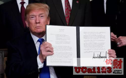 重启301调查,美国总统特朗普对欧洲联盟中十个国家贸易伙伴开启301调查