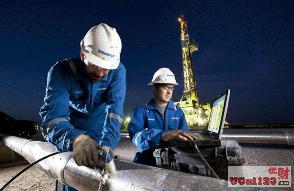 油田服务公司斯伦贝谢亏损34.3亿美元,发达国家经济负增长约为7%左右