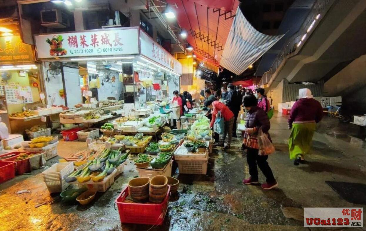 同比下跌13.1%,持續收窄但零售業依然連續下跌19個月,香港經濟消費氣氛持續改善