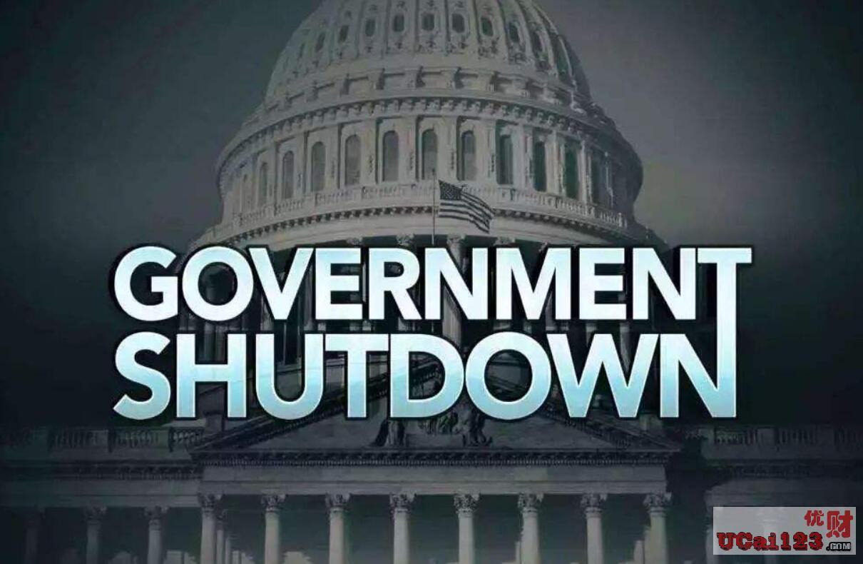 美國政府停擺已成定局?會是特朗普制造的障礙引發政府停擺嗎?