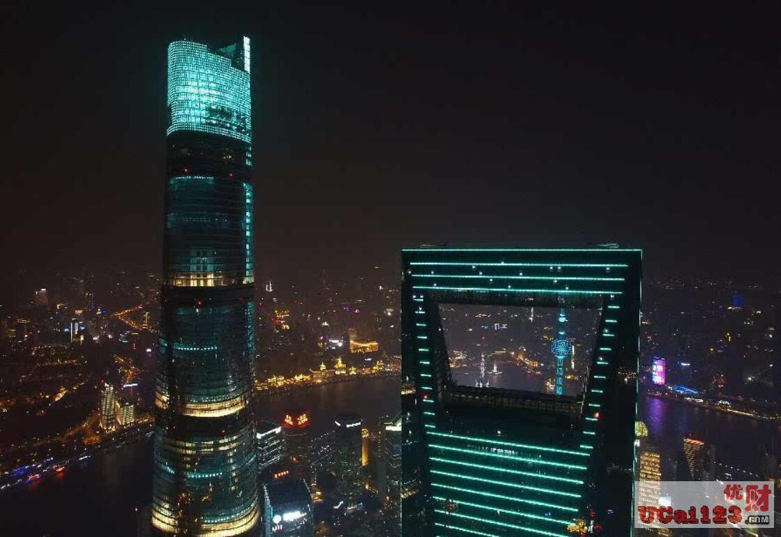 中國將成全球金融中心?在未來的幾年內中國將毗鄰美國華盛頓、英國倫敦