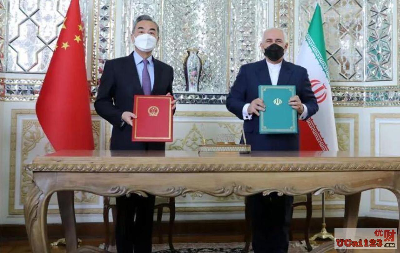 中伊全面战略伙伴关系不断提质升级,中国与伊朗签署25年全面合作协议