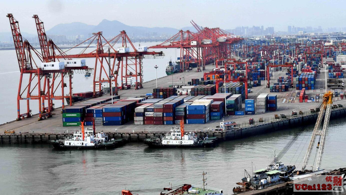 出口4.61万亿,进口3.86万亿,2021年1~3月份我国货物贸易进出口总值8.47万亿元人民币