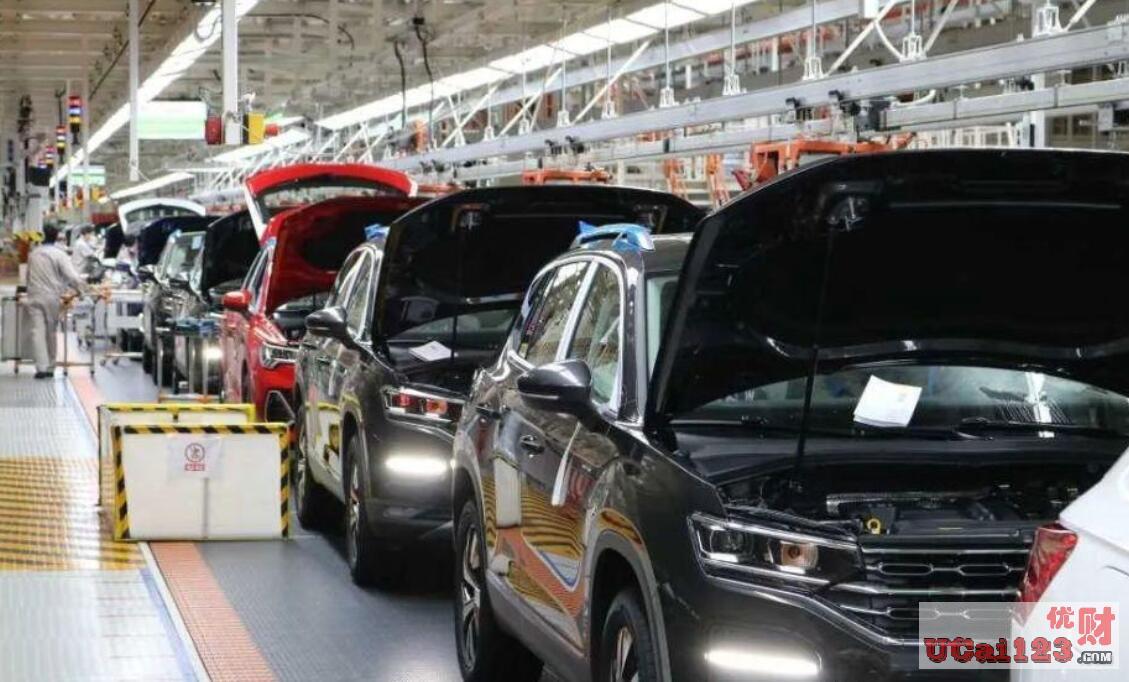 """""""缺芯""""引发全球汽车产业巨大冲击,华为低调进军汽车产业链出成果了"""
