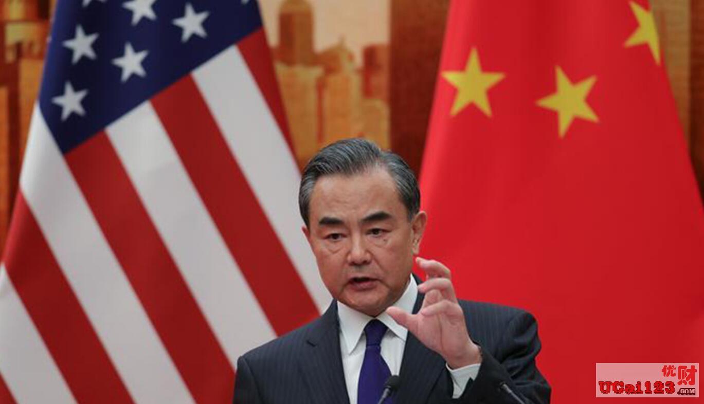 """美方扬言要""""从实力地位出发""""与中国对话实质就是居高临下、仗势压人终究不能得逞!"""