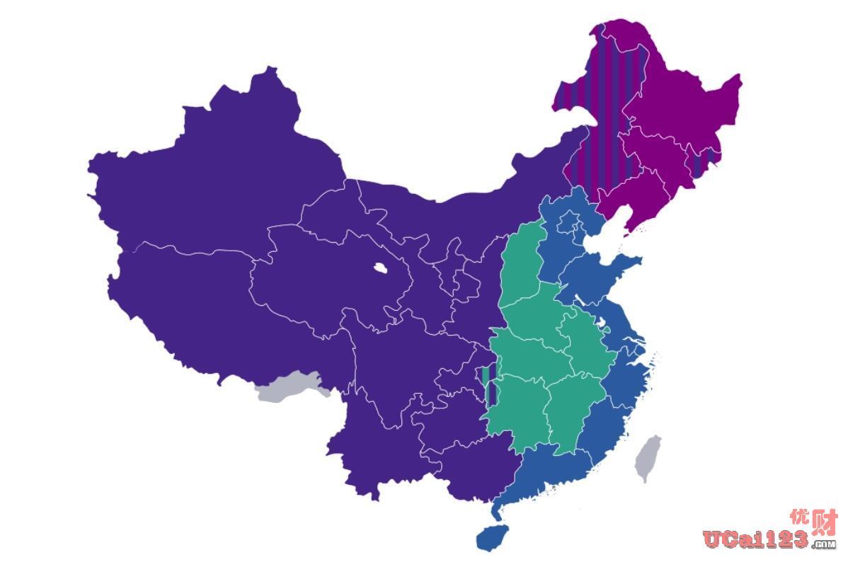 多地延伸自由贸易试验区,中部六省崛起影响3.6亿人口,涉及制造业、农业